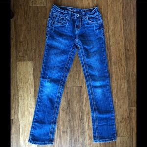 Justice Jeans in Great condition! Size 10